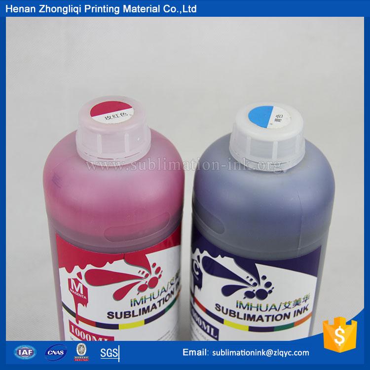 Tinta de impresión a base de agua de sub